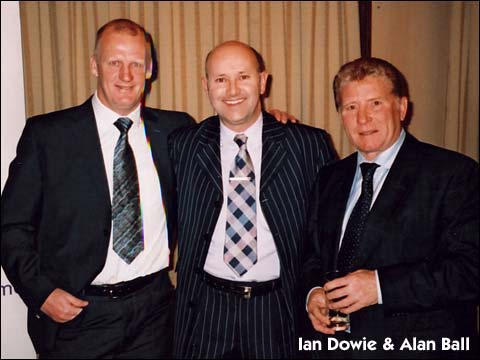 Iain Dowie and Alan Ball