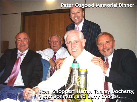 Peter Osgood Memorial Dinner