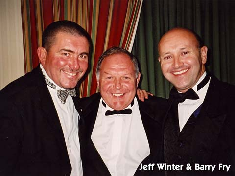 Jeff Winter and Barry Fry