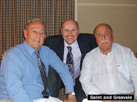 Saint & Greavsie